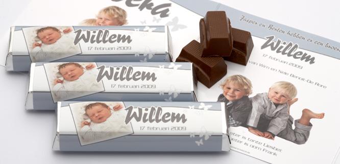 Doop(chocolade)suiker…