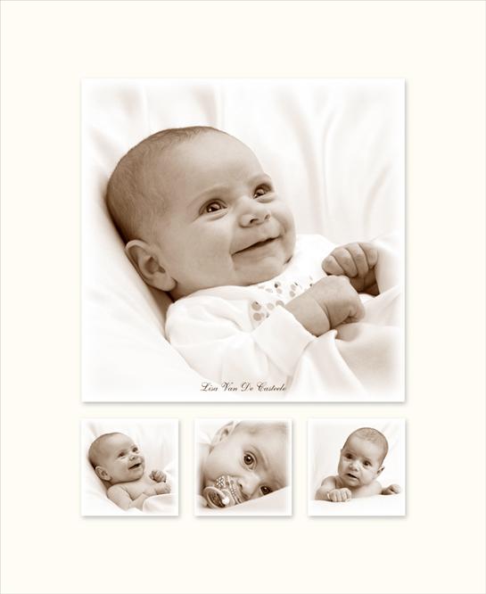 Lisa's mooiste babyfoto's…