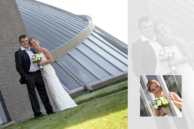 Impressie huwelijksreportage Bert en Sofie…