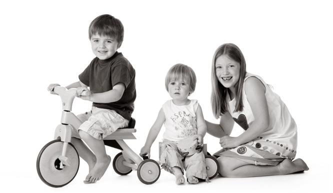 Kinderfotografie als geschenk