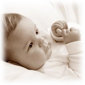 Babyfoto's van Alexander