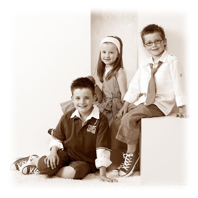Kinderfotografie voor vaderdag