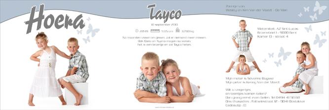 Welkom Tayco