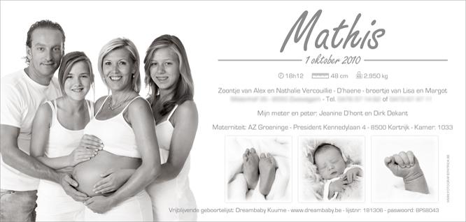 Zwangerschapsfotografie en geboortekaartjes