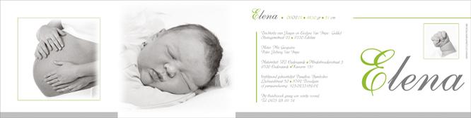 Geboortekaartjes met foto – update februari