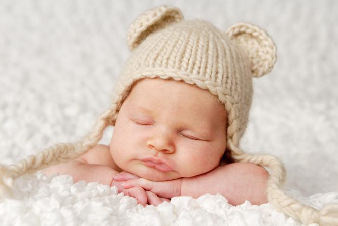De geheimen van babyfotografie