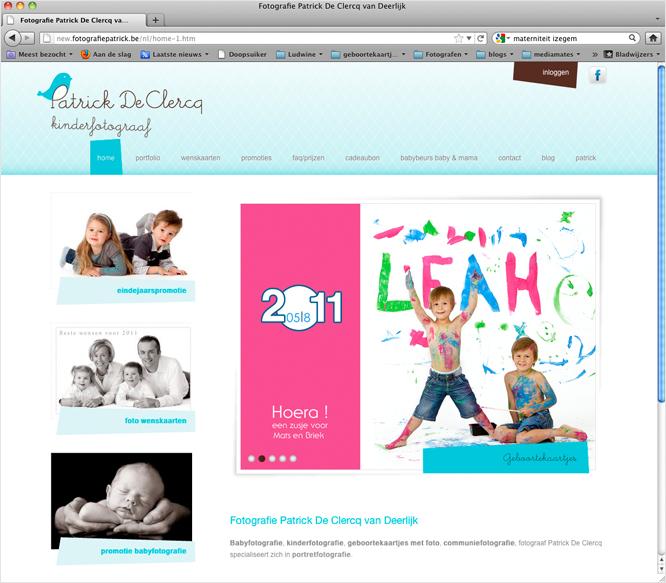 Ontdek de nieuwe website