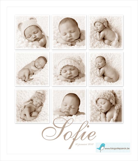 Babyshoot van Sofie