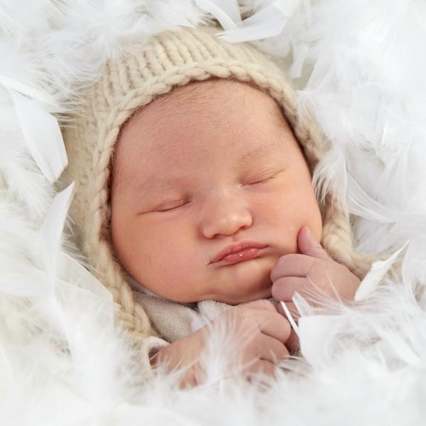 Kreatieve babyfotografie