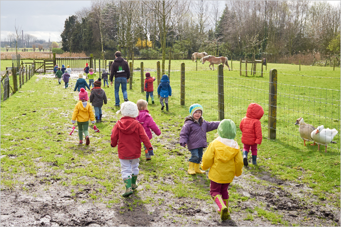 Fotoverslag: doedag op de kinderboerderij