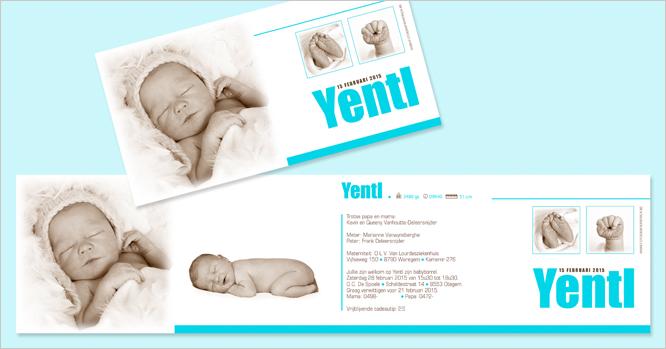 Geboortekaartjes fotografie patrick - Foto baby jongen ...